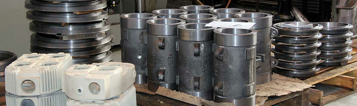 Machining Components For The Pump and Valve Industry